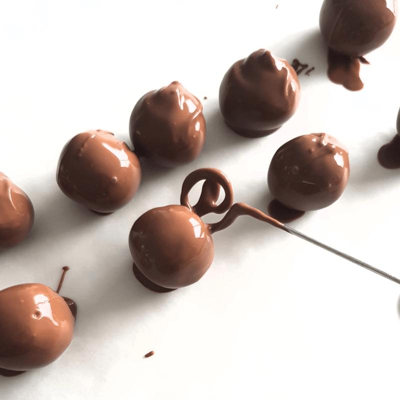 praline ciocolata