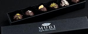 cadouri dulci, cutie ciocolata